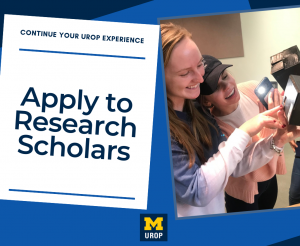 Apply for Research Scholars