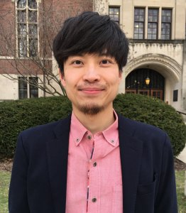 Hiroaki Matsusaka, Incoming Lecturer, Department of Information Technology and Social Sciences, Osaka University of Economics