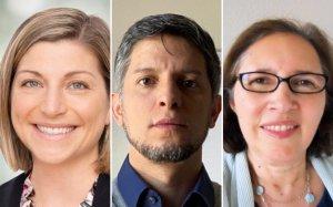 Sara Hughes, Gian Carlo Delgado Ramos, Hilda Blanco