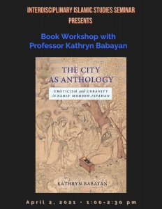 The City as Anthology Eroticism and Urbanity in Early Modern Isfahan image