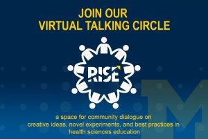 RISE Virtual Talking Circle