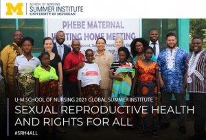 UMSN Global Reproductive and Sexual Health Summer Institute