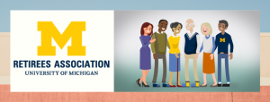 University of Michigan Retirees Association Logo