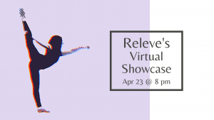 Check out Releve Dance Co.'s Virtual Showcase!
