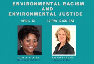 Environmental Racism & Environmental Justice