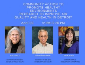 Community Action to Promote Healthy Environments in Detroit