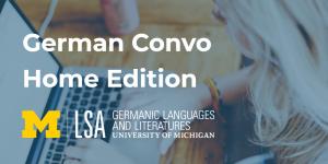 German Convo Home Edition