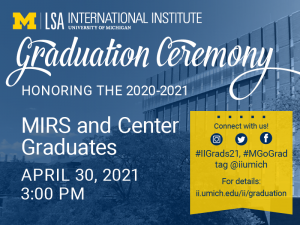 2021 II Virtual Graduation