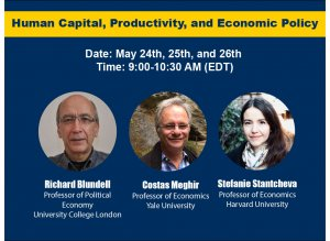 Human Capital, Productivity, and Economic Policy