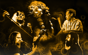 An evening with SIMRIT presented by The Ark