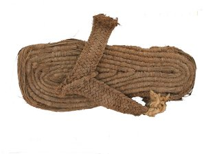 sandal from ancient Egypt
