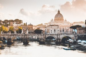 The Vatican City at the Heart of Rome