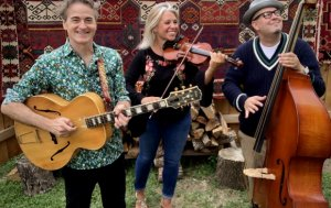 Hot Club of Cowtown and Davina and the Vagabonds presented by The Ark