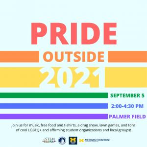 Pride Outside Flyer
