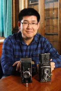 Joseph W. Ho, Assistant Professor of History, East Asian History, Albion College