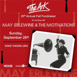May Erlewine & The Motivations at The Ark