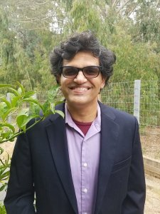 Juned Shaikh, History Department, UC Santa Cruz