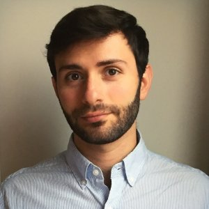 Matthew Ghazarian, 2021-22 Manoogian Postdoctoral Fellow, U-M.