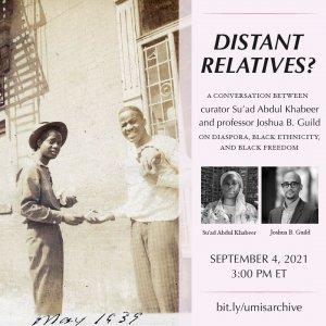 Distant Relatives?