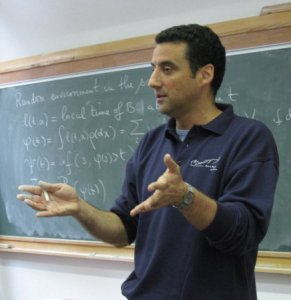 Gérard Ben Arous, The Courant Institute