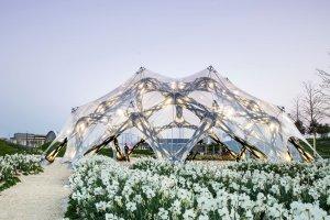 Achim Menges: BUGA Fibre Pavilion