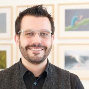 Florian Markowetz (Senior Group Leader at the Cancer Research UK Cambridge Institute)