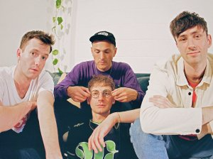 Glass Animals for U-M Students Only - Welcome Back Concert