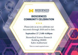 BSI Community Celebration Invitation