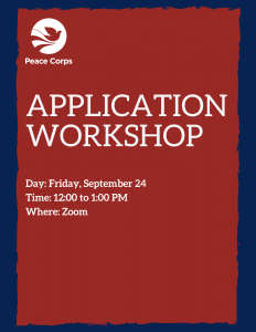 Application Workshop