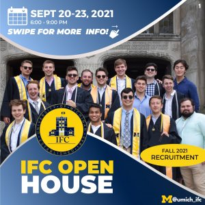 IFC Open House Cover