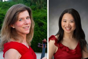 Faculty Recital: Kathryn Votapek, violin and Amy I. Cheng, piano