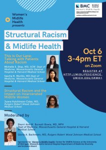 Webinar Series on Structural Racism and Midlife Health