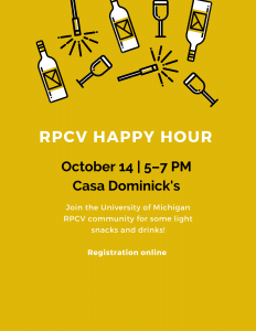 RPCV Happy Hour