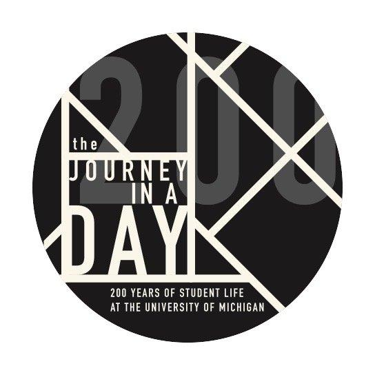The Journey in a Day: 200 Years of Student Life at the University of Michigan
