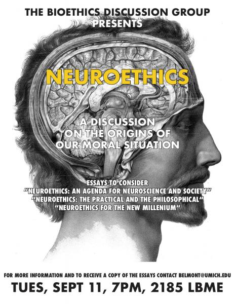 Bioethics Discussion: Neuroethics
