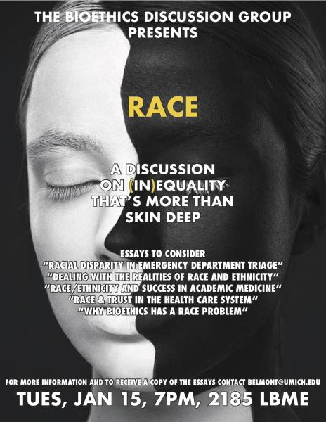 Bioethics Discussion: Race