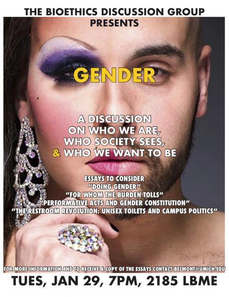 Bioethics Discussion: Gender