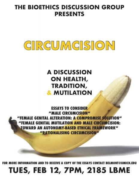 Bioethics Discussion: Circumcision