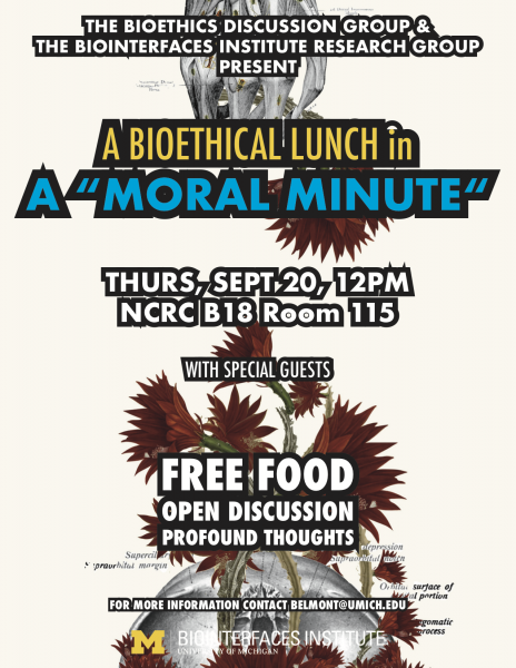 A Bioethical Lunch in a