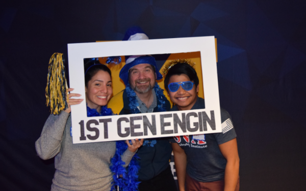 1st Gen Engin Mentoring Event
