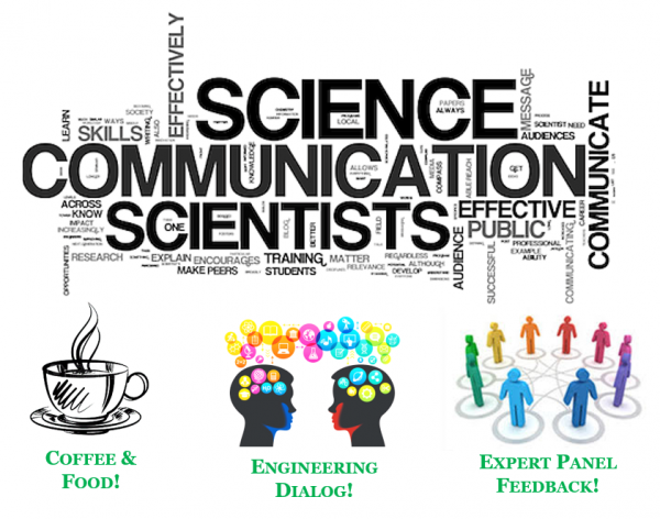 Sandwiches and Science: Training (for) Better Presentations Graduate Speaker Series