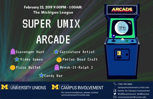 Super UMix Arcade