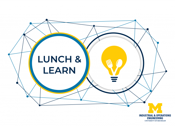 IOE Lunch & Learn Seminar Series: Brian Denton, Diana Perpich and Paul Grochowski, University of Michigan: Plagiarism and iThenticate Plagiarism Detection Software