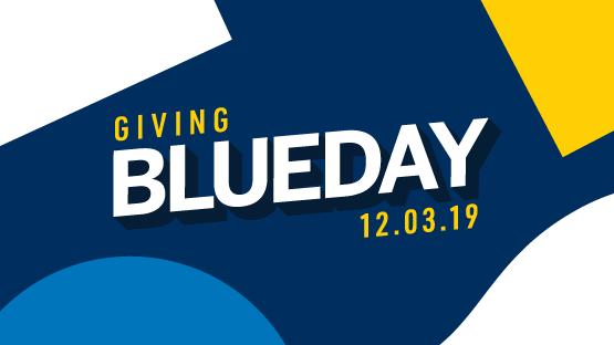 Giving Blueday 12.03.19