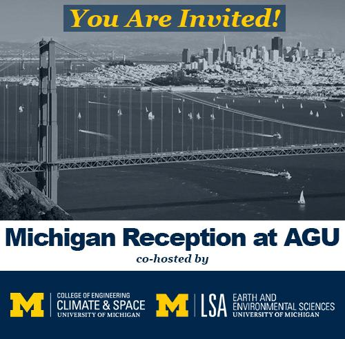 AGU Alumni Reception