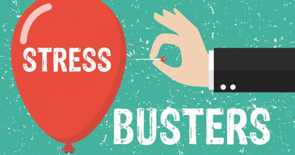 Stressbusters!: Take a Break and Fuel Up for Finals