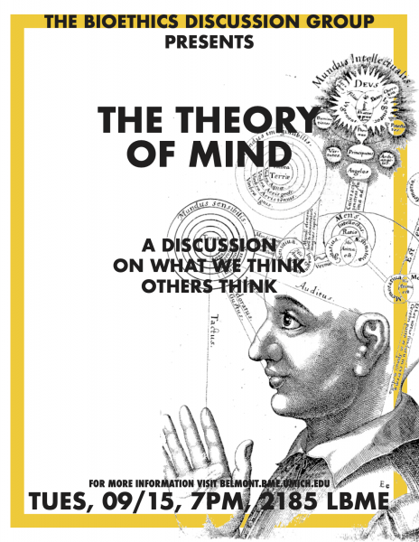 Bioethics Discussion: The Theory of Mind