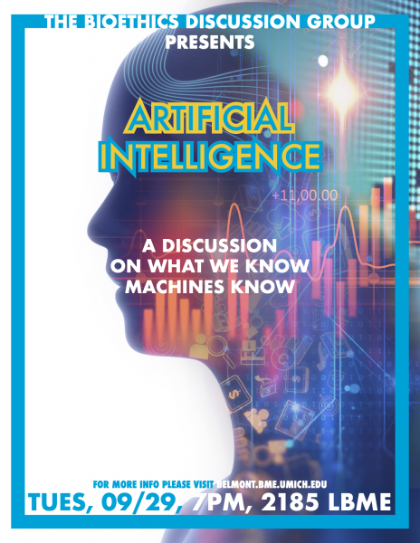 Bioethics Discussion: Artificial Intelligence