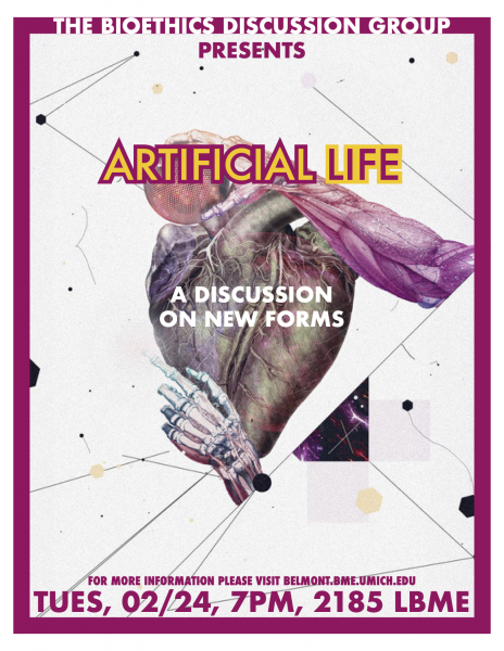 Bioethics Discussion: Artificial Life