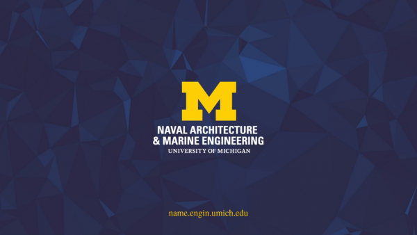 Lecture Series: The Latest Technology and Innovations in the Maritime Industry: Integrated Power Systems for Electrified Ships: Real-Time Control and Optimization with Jing Sun